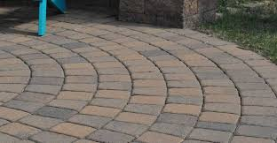 Brick Paver Patio Calculator Choosing The Right Paver Color And Style For A Patio Driveway Or