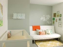 chambre enfant chambre bébé mixte canapé blanc chambre de bébé