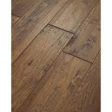 Shaw Engineered Hardwood Flooring Shaw 8 In W Prefinished Hickory Engineered Hardwood Flooring