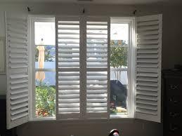 plantation shutters eclipse 3 1 2 inch louver clearview tilt l