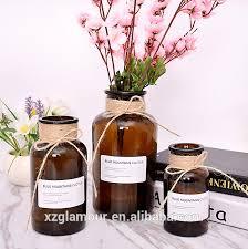 Bottle Vases Wholesale Amber Glass Vase Wholesale Amber Glass Vase Wholesale Suppliers