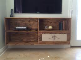 homemade floating tv stand tv stand pinterest floating tv