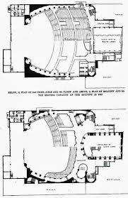 fox theater floor plan the fox theater floor plan the architecture of detroit michigan