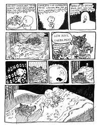 comic strip mundo de los muertos