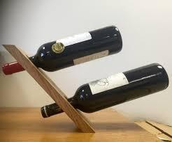 floating double wine bottle holder let u0027s build something