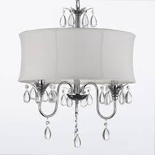 ideas enchanting drum chandelier for elegant dining room lights