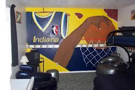 Basketball Room Decor Simple Basketball Theme For Bedroom Decoration Blogdelibros