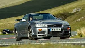 nissan skyline fast and furious 6 motor1 com legends 1999 nissan skyline gt r r34