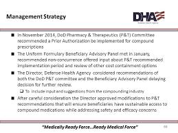 Prime Therapeutics Pharmacy Help Desk Dod Pharmacy Enterprise U201cmedically Ready Force U2026ready Medical Force