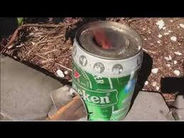 Diy Tent Wood Stove Proto 1 Youtube - mini rocket stove 5ltr heineken keg step by step instructions