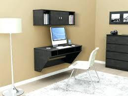 Wall Mounted Office Desk Floating Desk Ideas Large Size Of Office Desk Plans Floating Desk
