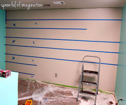 diy wall stripes spoonful of imagination