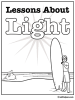 light worksheets edhelper com