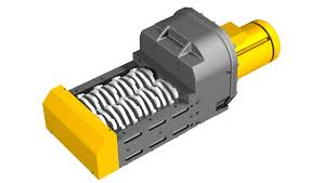 low cost multipurpose compact shredders untha shredding technologies