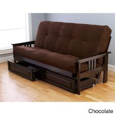 Floor Futon Chair Furniture Perfect Brown Folding Futon Sofa Bed Design With