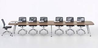 Vitra Boardroom Table Medamorph Boat Shaped Conference Table 440x140 By Vitra