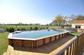 rivestimento in legno per piscine fuori terra piscine fuori terra idee green