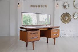 vintage desk by victor wilkins for g plan for sale at pamono