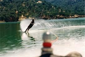 Lake Berryessa Water Skiing Lake Berryessa Napa California Usa