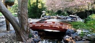 Backyard Bridge Redwood Garden Bridges Redwood Garden Bridges