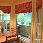 Stylish Kitchen Curtains by Kitchen Elegant Kitchen Window Treatment Ith Double Window Sill