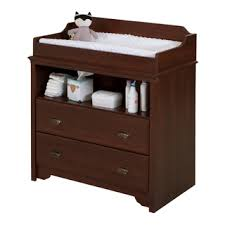 Changing Table With Sink Espresso Corner Changing Table Free Shipping Today Overstock