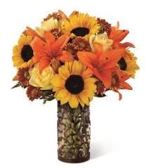 american thanksgiving day flower arrangements buy send order