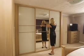 Fitted Sliding Mirror Glass Or Wooden Doors Gallery Newbold - Sliding doors for bedrooms