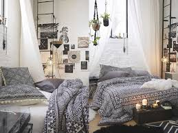bohemian comforter with interior design style kitsch vintage