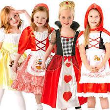 kids costumes fairytale story fancy dress book week childrens kids