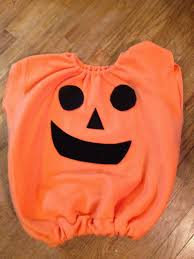 pumpkin costume halloween knit u0027n lit 1 hour pumpkin costume tutorial
