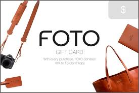 foto gift card personalized and leather gifts foto