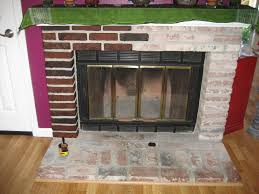 amazingly easy instant gratification project brick fireplaces
