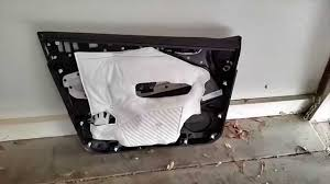 Plastic Front Door by 2013 2016 Ford Escape Suv Plastic Interior Door Panel Removed To