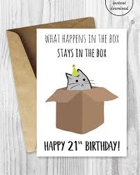 funny 21st birthday cards 21st birthday printable cards funny 21st