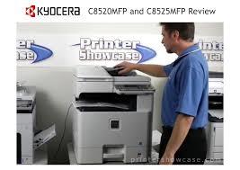 color laser printer review kyocera c8520mfp c8525mfp