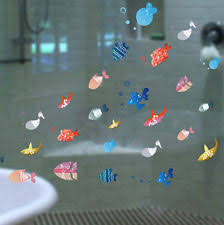 tropical fish wall decals ebay