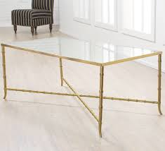 gold and glass table outstanding decor of glass and gold coffee table tables on pinterest