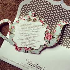 Kitchen Tea Invites Ideas Best 25 Tea Party Invitations Ideas Only On Pinterest Tea