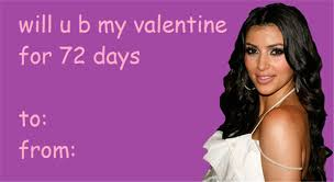 Funny Valentines Day Cards Meme - funny celebrity valentine cards valentine s day info