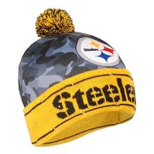 pittsburgh steelers light up knit beanie hat dynasty sports