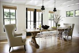 Kitchen Table Seats 10 by Dining Room Reclaimed Dining Room Chairs Rustic Dining Table