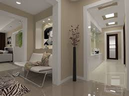minimalist female apartment design with contemporary style with a