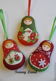 best 25 felt decorations ideas on felt