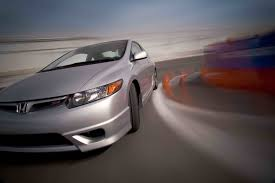 2006 honda civic si review top speed