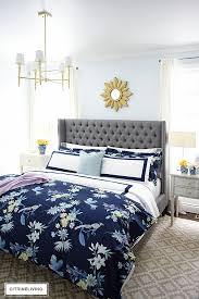 inspired bedding classic white and navy chinoiserie inspired bedding