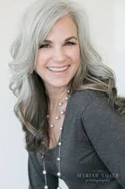 over forty hairstyles with ombre color grey hair color women over 40 2017 jpg 564 846 grey