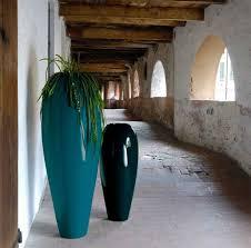 vaso resina bianco vasi da giardino in resina