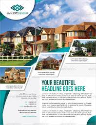 real estate flyers templates free 19 real estate flyer template free psd vector ai eps format