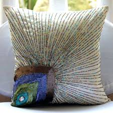 Decorative Pillows For Sofa by Decorative Euro Sham Covers Accent Pillow Couch Pillow 26 Inch